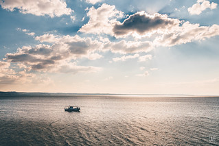 Boat in Sunlight