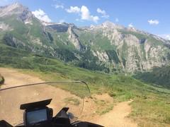 2017-06 Picos en Pyreneeën off-road bij de col de Soulors om bij de col d'Aubisque te komen