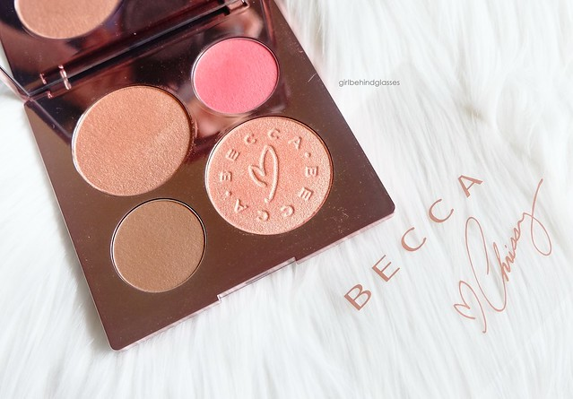 Becca x Chrissy Teigen Glow Face Palette2