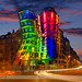 The Dancing House by Normsnature
