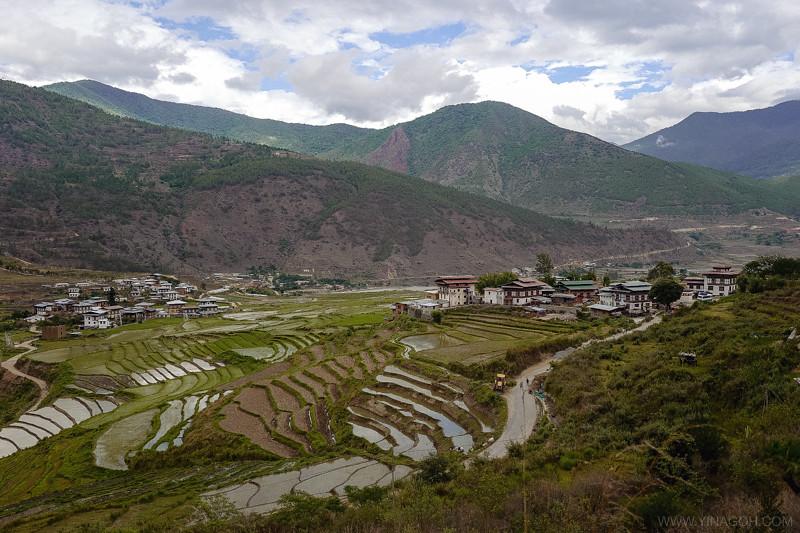 Sketch-Bhutan-Drukasia-Travel-72