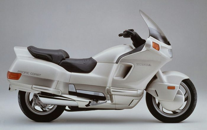 Honda PC 800 Pacific Coast 1989 - 5