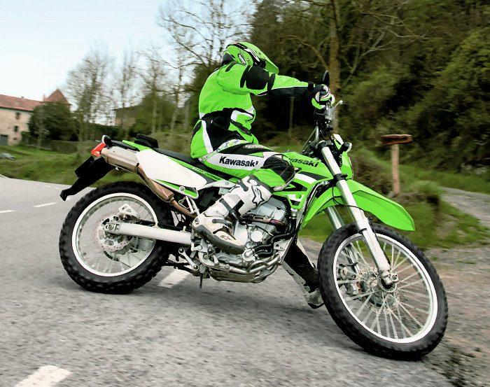 Kawasaki KLX 250 2012 - 11