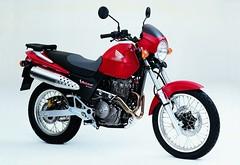 Honda FX 650 Vigor 2001 - 7