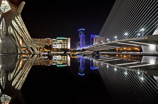 Assut de L'Or Bridge, Valencia