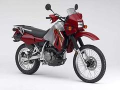 Kawasaki KLR 650 2002 - 1