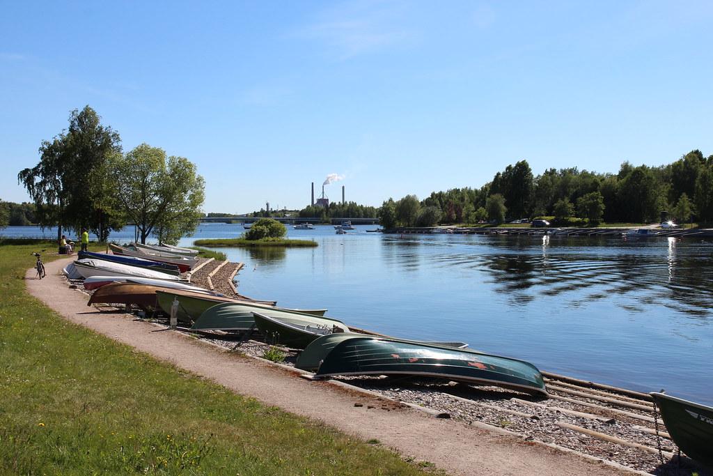 Oulu onPaska kaupunni