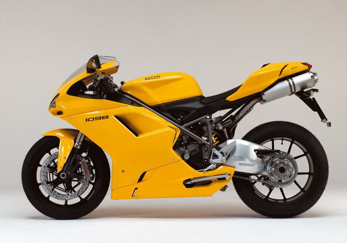 Ducati 1098 2007 - 10