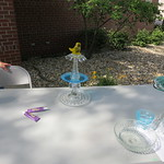 Creative Craft Hour: Glass Lawn Ornaments