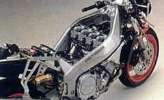 Yamaha FZR 750 R - OW 01 1989 - 2