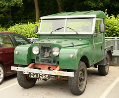 Land Rover Series 1 DSJ286 Frank Hilton. IMG_9759_