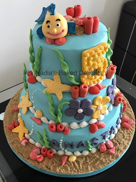 Cake by Nadia's Baked Delights