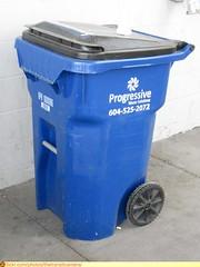 Progressive Waste Solutions Cart