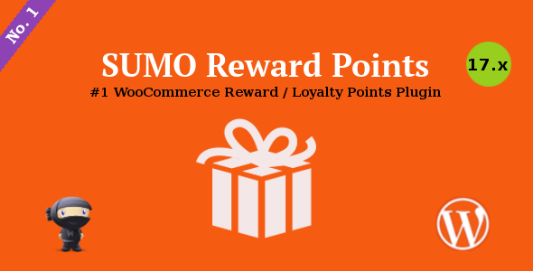 SUMO Reward Points v17.6 - WooCommerce Reward System