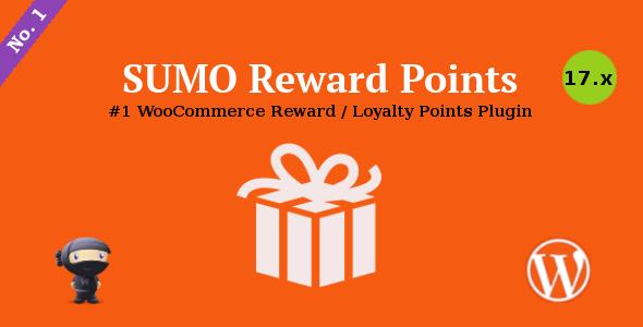SUMO Reward Points v17.6 – WooCommerce Reward System