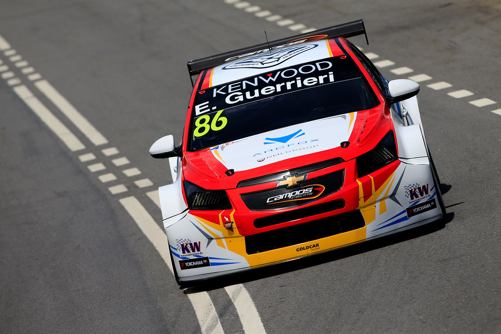 86 GUERRIERI Esteban (arg) Chevrolet RML Cruze team Campos racing action during the 2017 FIA WTCC World Touring Car Championship race of Portugal, Vila Real from june 23 to 25 - Photo Paulo Maria / DPPI