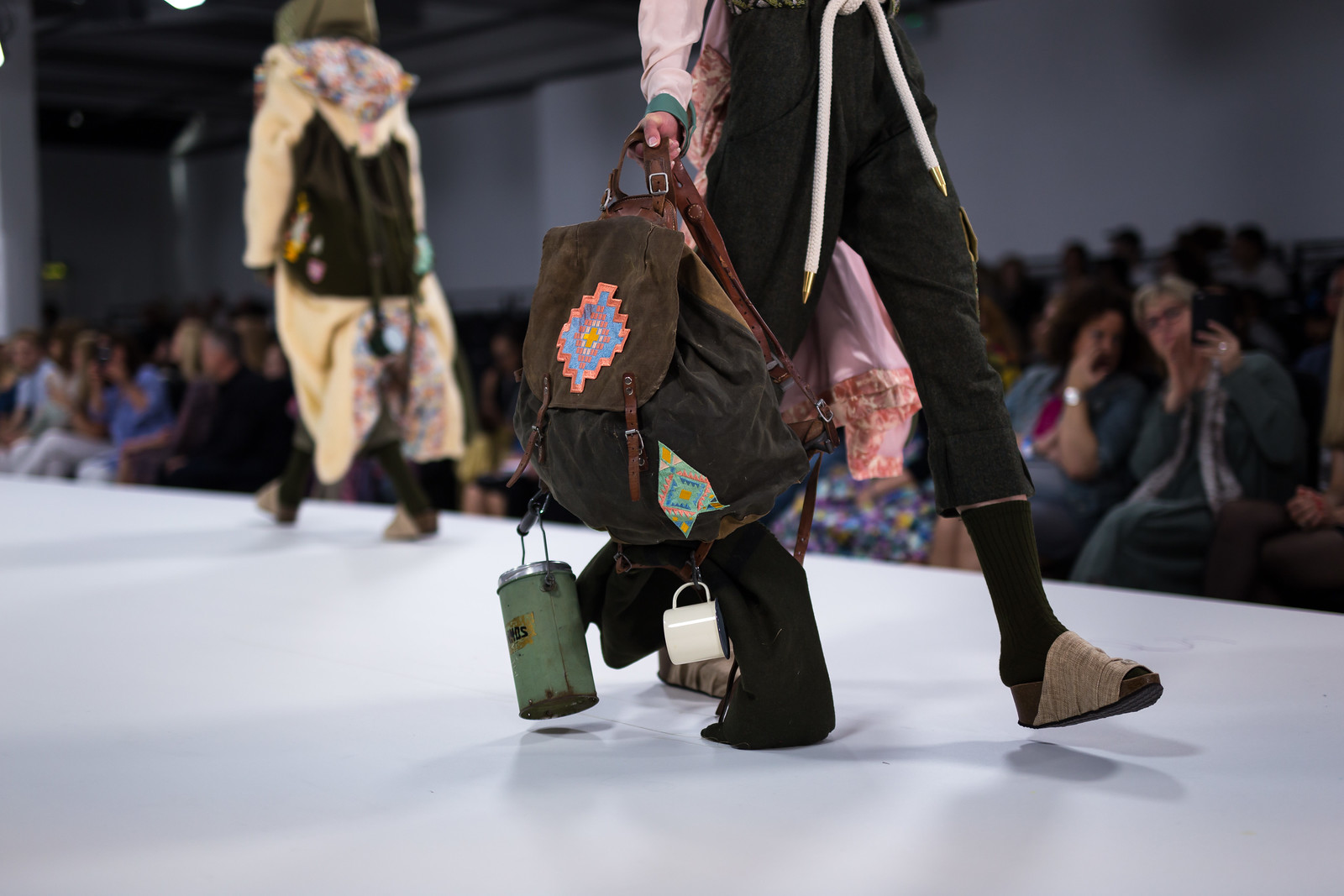 University of Central Lancashire, Graduate Fashion Week