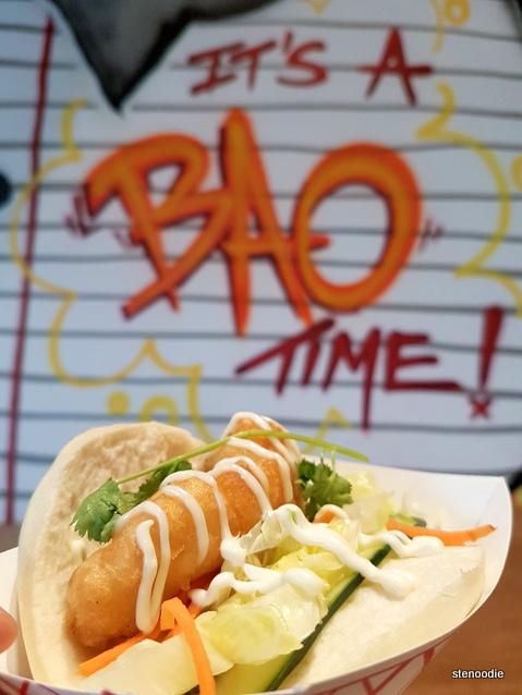 It's a Bao Time baos