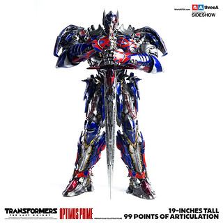 threeA 變形金剛5:最終騎士【柯博文】Transformers: The Last Knight Optimus Prime