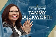 US Senetor Tammy Duckworth--GWU Commencement