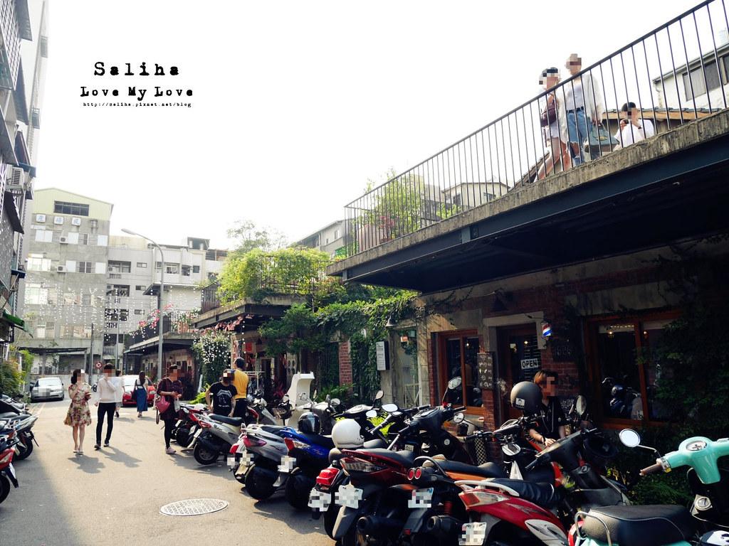 台中文青旅行景點推薦綠光計畫范特喜文創聚落 (2)
