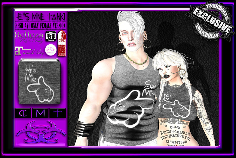 [TD] He's Mine [Tanki] - SecondLifeHub.com