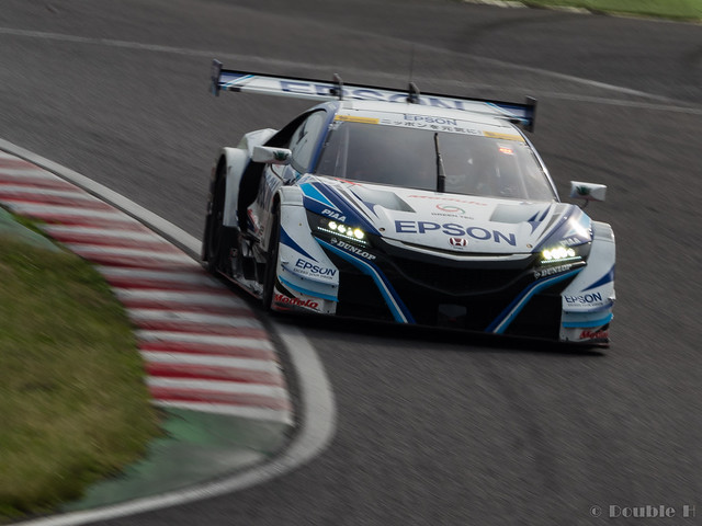 SUPER GT Tire Test at Suzuka Circuit 2017.6.6 (138)