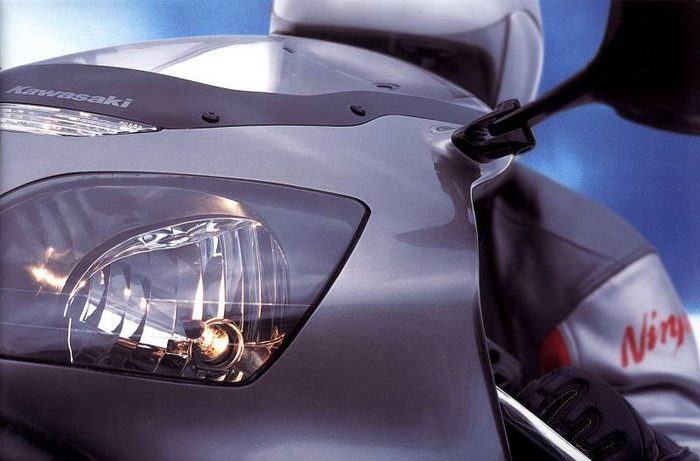 Kawasaki 1200 ZX-12R 2000 - 10