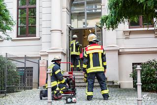 Reizgas Hochschule Bleichstr. 13.07.17