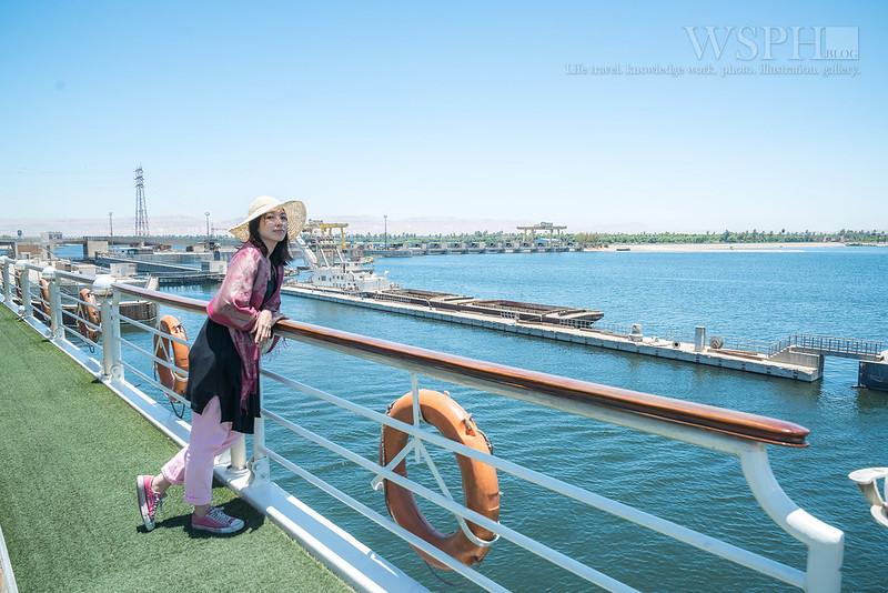 170602伊斯納水閘門 Esna Lock, Egypt