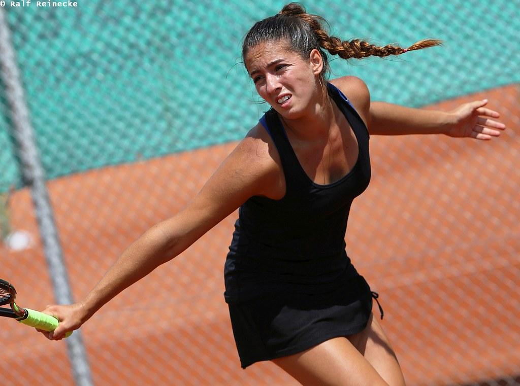 Arina Gabriela Vasilescu - Internationale Württembergische Damen-Tennis-Meisterschaten June 2017 01