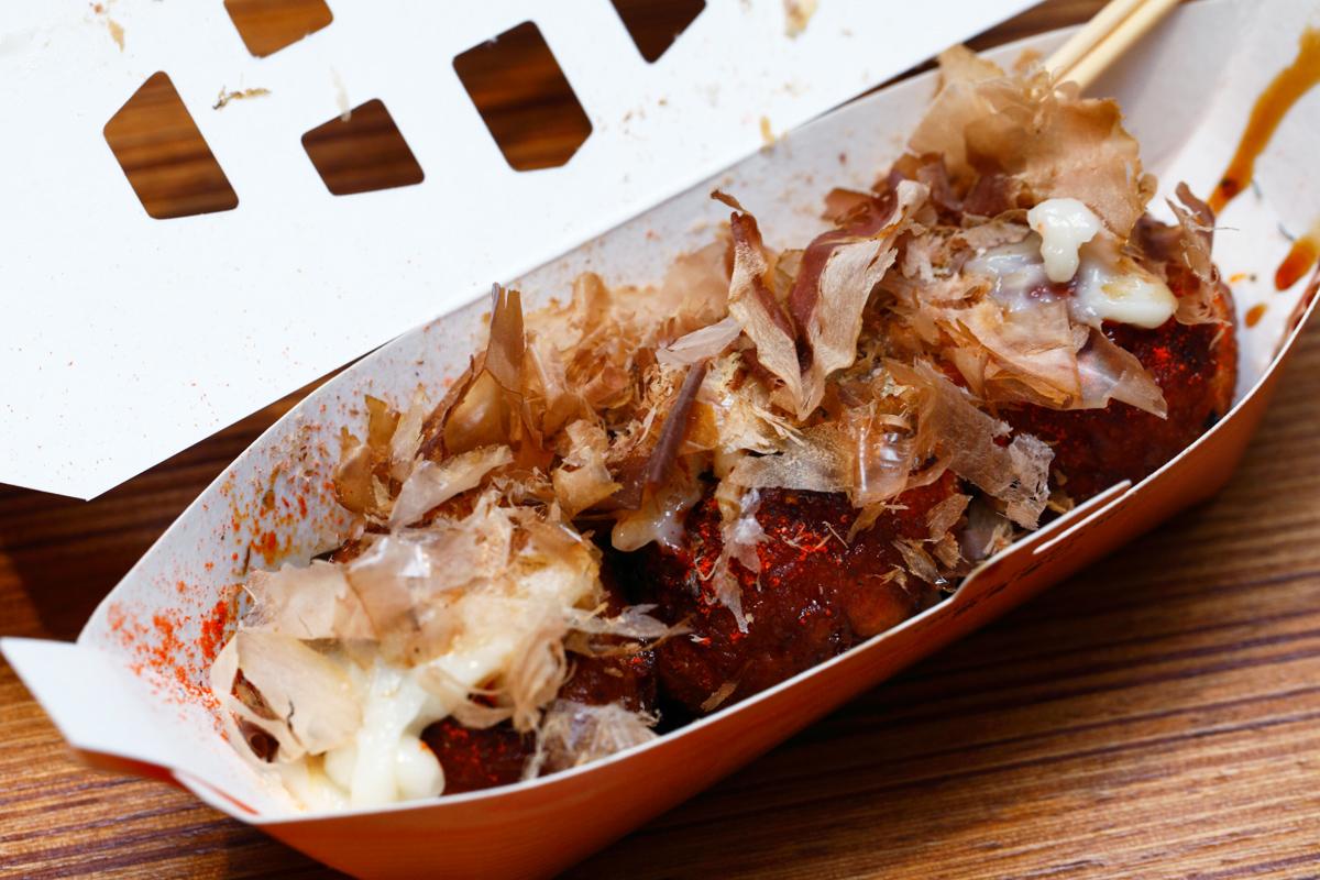Japan Boat Takoyaki