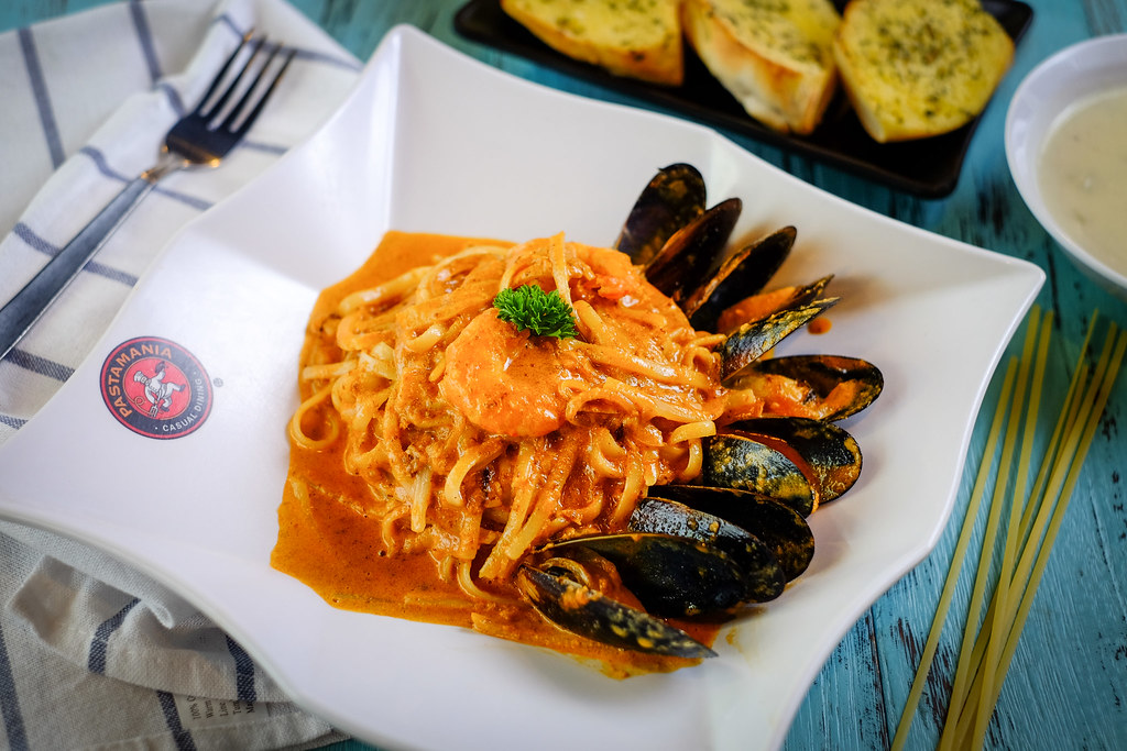 Pastamania Seafood 2