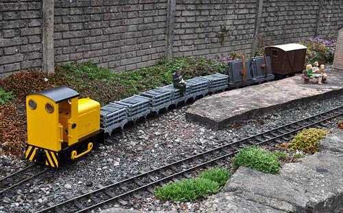 Slate train