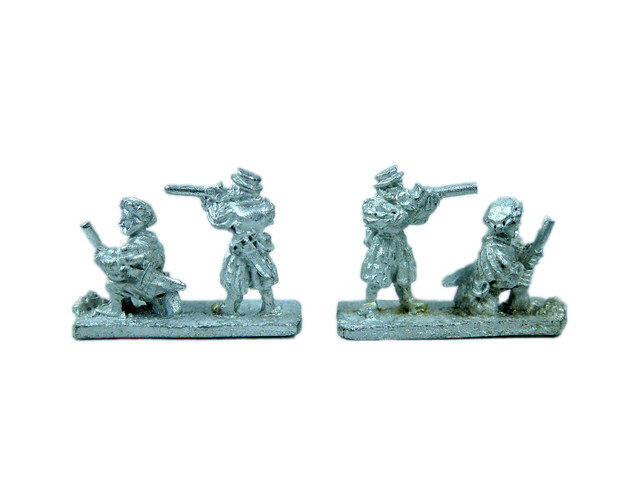 Landsknecht Arquebusiers (Handgunners)
