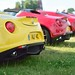 4C rear ends and the best 4C numberplate - ALF4C