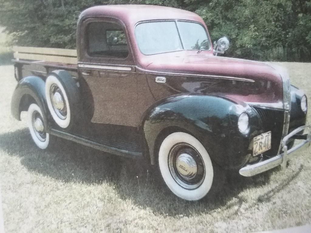 1941 Ford Half Ton Pickup
