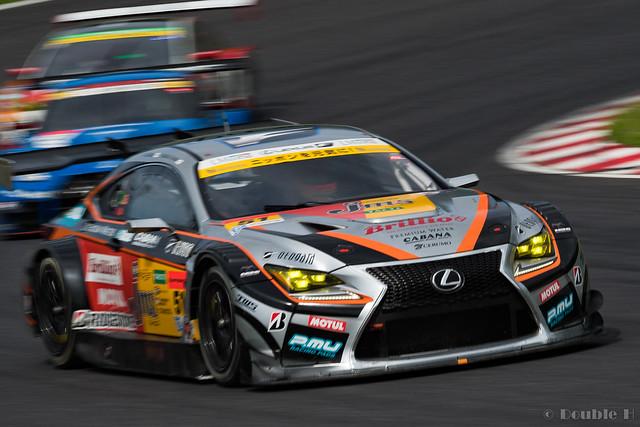 SUPER GT Official Test at Suzuka Circuit 2017.7.1 (107)