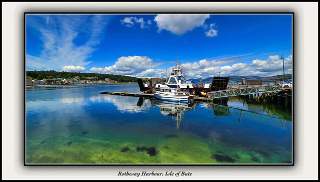 Rothesay Harbour, Canon EOS 760D, Canon EF-S 10-18mm f/4.5-5.6 IS STM