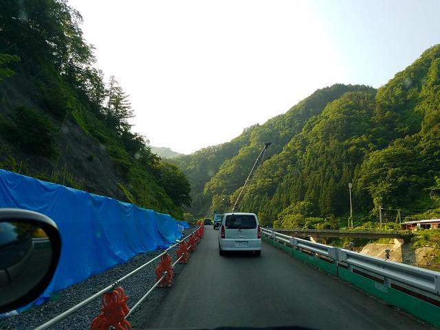 岩手県岩泉町でお手伝い(援人 2017年 0707便)