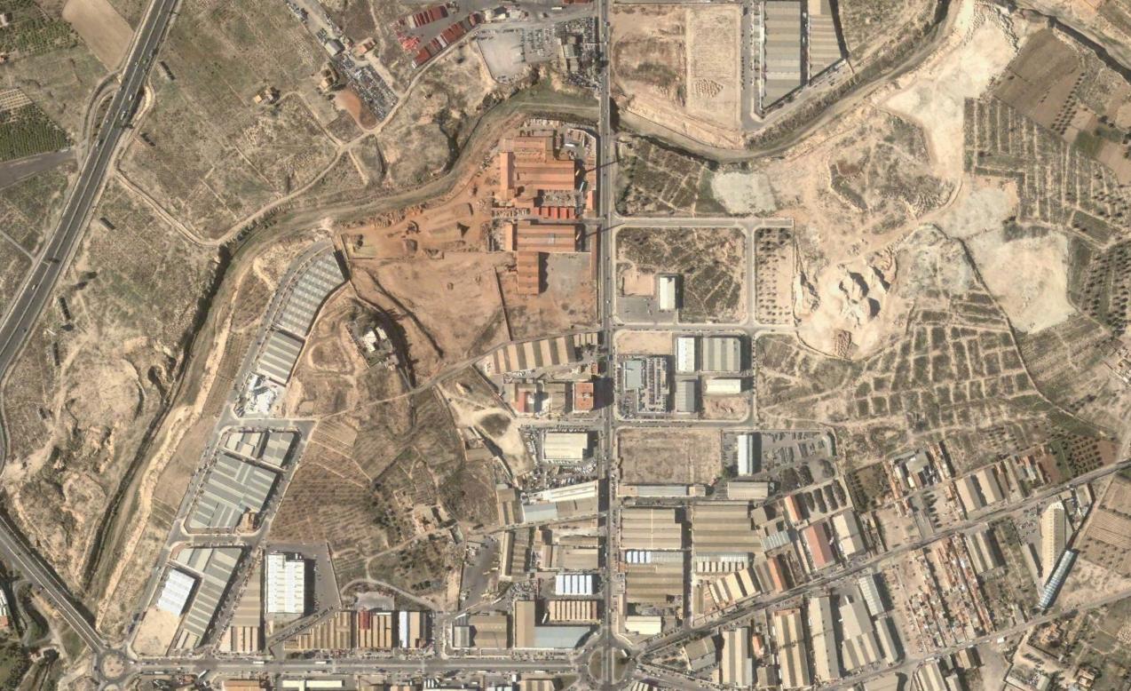 ciudad de asís, alicante, asís ansari, antes, urbanismo, planeamiento, urbano, desastre, urbanístico, construcción
