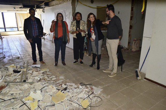 Senac inicia obras para espaço exclusivo de moda