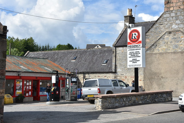 Regency, Dufftown Moray.