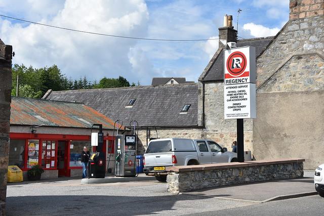 Regency, Dufftown Moray.
