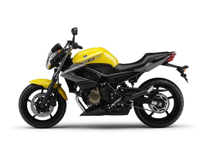 Yamaha XJ6 600 2013 - 15