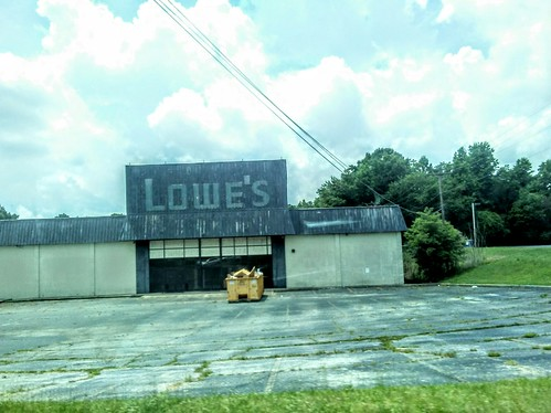 Lowes, Destroyed Home Improvement.