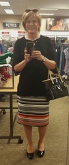 Horizontal stripes slimming?