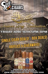 My Father Cigars Fathers Day Celebration-Smoke Inn Cigars, Vero Beach