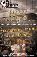 My Father Cigars Fathers Day Celebration-Smoke Inn Cigars, Vero Beach
