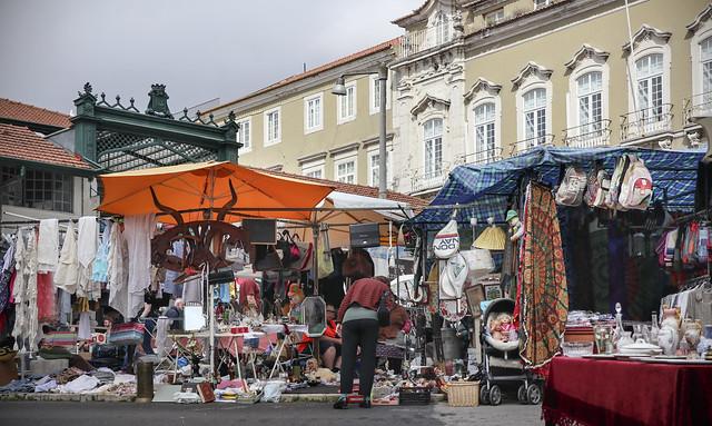 Mercado de Santa Clara Feira da Ladra